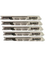 "Dewalt DW3710-5 4"" 10Tpi Fine Finish Wood Cut Cobalt J-Saw Bld (25 EA)"