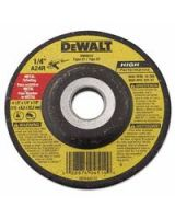 "Dewalt Dw8424H 4-1/2"" X .045"" X 5/8"" -11 Hp Cutoff Wheel"
