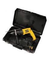 "Dewalt DW505K 1/2"" Hammer Drill Kit 7.2Amp-2-Sp"