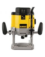 Dewalt DW625 3-Hp Vs Electronic Plunge Router Heavy Duty