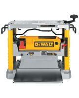"Dewalt DW734 Heavy Duty 12-1/2"" Thickness Planer W/3 Knife Cu"