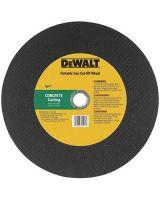 """Dewalt DW8024 14""""X5/32""""X1"""" Concrete /Masonry Port Saw Cut-Off"""