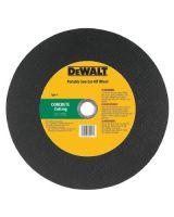 """Dewalt DW8026 12""""X1/8""""X1"""" Concrete Masonry Port Saw Cut-Off Wh (1 EA)"""