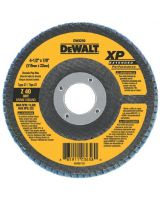"Dewalt Dw8255 4-1/2"" X 5/8"" - 11 Z60 T27 Xp Flap Disc"