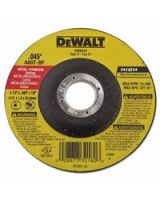 "Dewalt Dw8424 4-1/2""X.045""X7/8"" Thincutting Wheel Dcw"