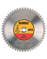 Dewalt DWA7759 10 In 52T Ferr Mtl Cutt5/8In Arbor