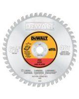 Dewalt DWA7762 6-1/2 In 48T Ferr Mtl Cut 5/8In Arbor