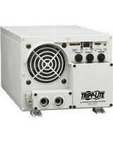 Tripp Lite 1500W RV Inverter / Charger with Hardwire Input / Output 12VDC 120VAC - 12V DC - 120V AC - Continuous Power:1500W