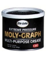 Crc SL3144 3 Oz Moly Graph Multi Purpose Grease (1 SET)