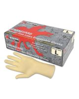 Memphis Glove 5055S Small 5Mil Powder Free Latex Gloves Industrial (100 EA)