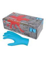 Memphis Glove 6015XL Xlrg 4 Mil Nitrishield Disposable Glove Pdr Free (100 EA)