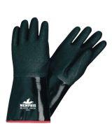 """Memphis Glove 6944 Blkjck14""""Etch  D/Foam (1 PR)"""