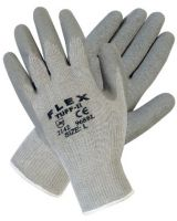 Memphis Glove 127-9688S Small Flex Tuff Ii Graycotton/Poly Shell 10 Gau (Qty: 12)