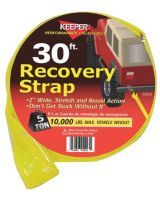 "Keeper 130-02923 Dwos 2"" X 30' Vehicle Recovery Strap 10000 Mvw (1 EA)"