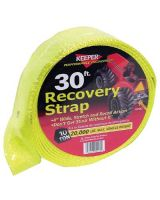 "Keeper 02943 4""X30' Recovert Strap (3 EA)"
