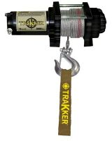 Keeper Kt3000 Electric  Winch- 3000 Lbs