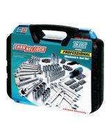 Channellock 39067 132 Pc. Mechanics Tool Set