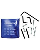 Channellock 927T Univeral Replacement Tips(Kit Of 5 Diff Tips)