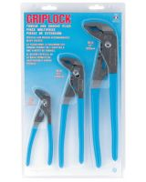 Channellock GLS-3 Edp 52006-8 Gift Pack Gl6/10/12 Griplock Pliers