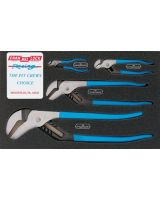 Channellock PC-1 Tongue & Grove Pliers Gift Package 424-426-440