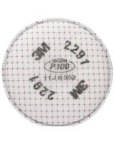 3M 2291 2291 Advanced Particulate Filter- P100  100/Case (2 EA)