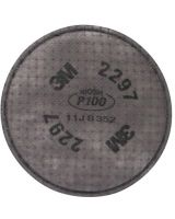3M 2297 2297 Advanced Particulate Filter- P100  100/Cs (100 EA)