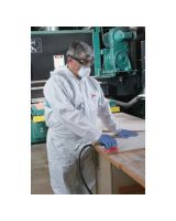 3M 4520-BLK-XXL Disp Protect Coverall Safety Wrk Wr 4520-Blk-Xxl (25 EA)