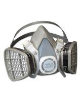 3M 5201 21571 Medium Easi-Care Respirator Organic Vap