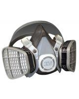 3M 5301 17648 Organic Vapor Respirator Large