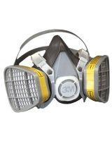 3M 142-5303 21579 Half Mask Respirator Large F/Organic V (Qty: 1)