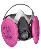 3M 142-6191 3M 6191 Respirator6000 W/P100 Small (1 EA)