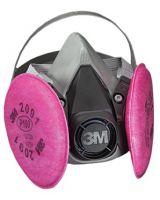 3M 142-6291 42 Cfr 84 6000 Seriesrespirator Medium (1 EA)