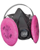 3M 142-6391 3M 6391 Respirator6000 W/P100 Large (1 EA)