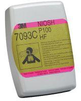 3M 142-7093C 3M Cartridge/Filter 7093Hydrogen Fluoride Level (Qty: 1)