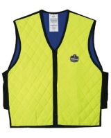 Ergodyne 12535 Chill-Its 6665 Evaporative Cooling Vest Xl Lime