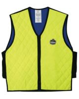 Ergodyne 12534 Chill-Its 6665 Evaporative Cooling Vest Lrg Lime