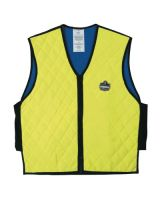 Ergodyne 12537 Chill-Its 6665 Evaporative Cooling Vest 3Xl Lime