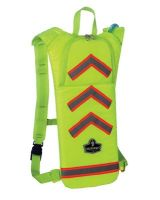 Ergodyne 13156 Gb5155 Low Profile Hydration Pack (Lime) 2 Ltr