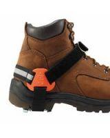 Ergodyne 150-16777 Medium/Large Black Strap-On Heel Ice Traction (1 BX)