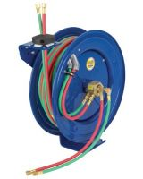 Coxreels EZ-SHW-150 Safety Series Dual Hosespring Rewind Reel