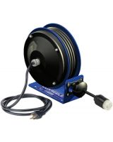 Coxreels PC10-3012-A Compact Power Cord Reel-12/3 X 30' Single Indl