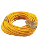 Southwire 03489 100' 12/3 Yellow Polar/Solar Plus W/Power Ligh