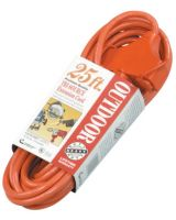 Southwire 04217 25' 14/3 Sjtw-A Orange 3-Way Power Block 300V