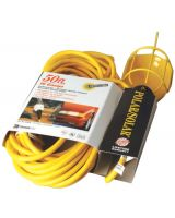 Southwire 05858 50' 16/3 Sjeo Yellow Trouble Light Grounded Me
