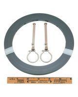 Lufkin OC2730DMMN Tape  30M Refill Chromeengr Dec