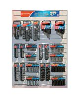 Crescent CMHTSWS Crescent Socket/Wrench Set Assortment
