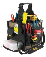 Clc Custom Leather Craft 1528 23 Pocket Lg Electrical/Maintenance Tool Carrier