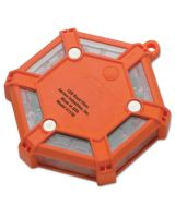 Crown 1146 Classic Road Flare - Battery Op Red Led