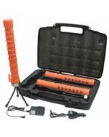 Crown 1158 Emergency Led Baton Roadflare Kit- 3- (1 KT)