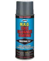 Crown 205-147 Mro Cold Galv Aero Spray16-Oz.12 Oz. Nt. Wt (Qty: 12)